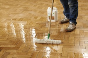 wooden floor repairs and maintenance